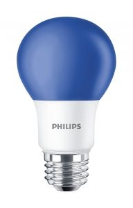 BC8A19/LED/BLUE/ND 120V