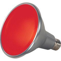 15PAR38/LED/40'/RED/120V